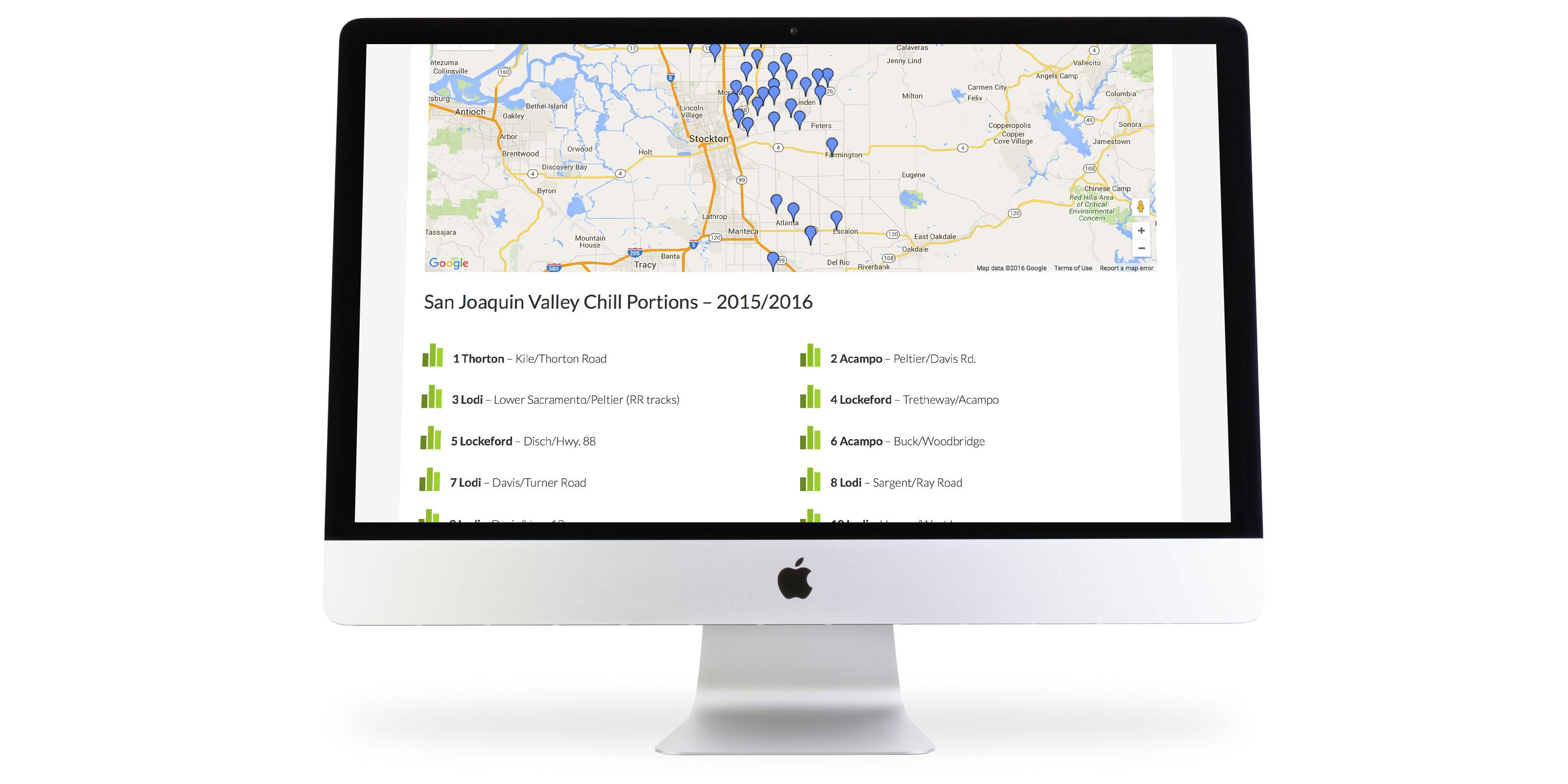 website-design-map